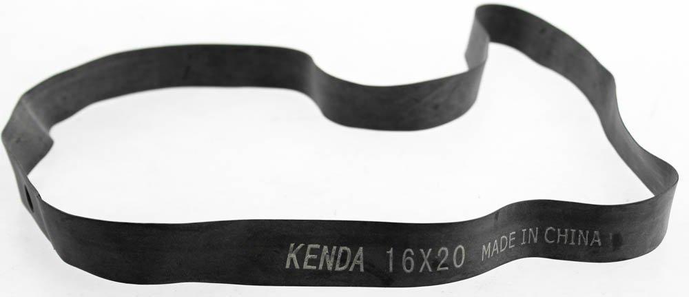 "Lot of 26 KENDA Rim Strips 16/"" x 20mm Bike 25 Count Schrader Valve Center NEW"
