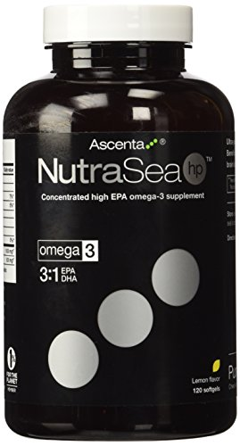 Cheap Nature's Way NutraSea Omega-3 Zesty Lemon, 120ct