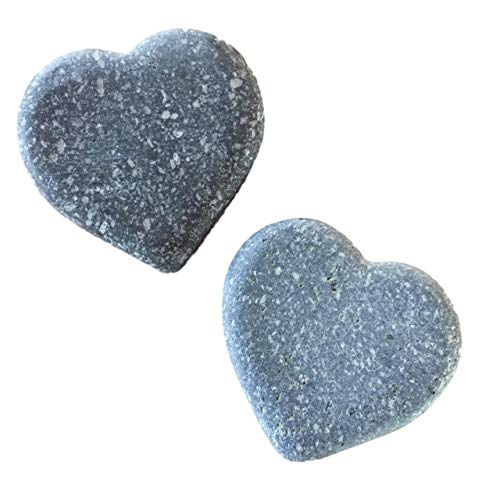 - Heart Shape River Stones 1.5