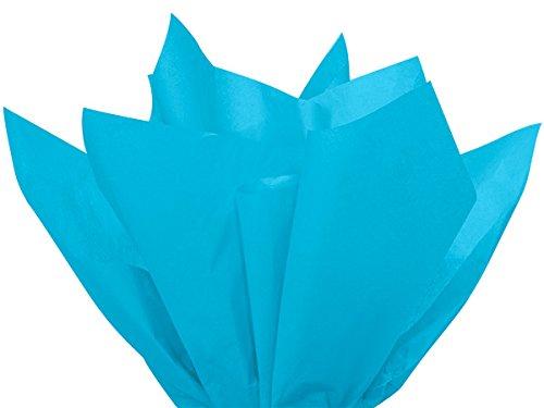 Turquoise Tissue Paper 15