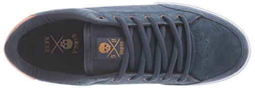 Adulte Gum C1rca Mixte Baskets Lopez Brown 50 Basses navy Bleu zzwXO1qZx
