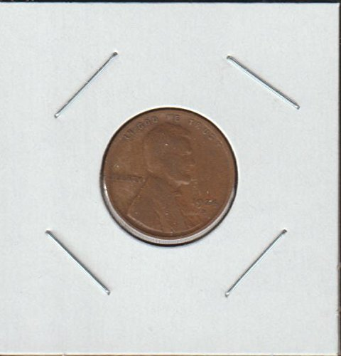 1924 S Lincoln Wheat (1909-1958) Penny Fine