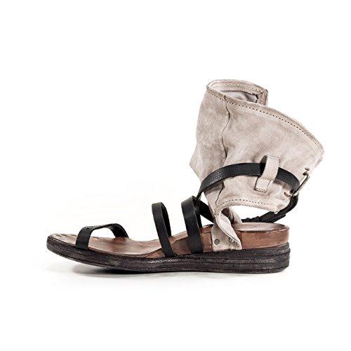 As98 517003-8270-9847 Piacevole Comfort Sandalo In Un Confortevole Altezza Del Tacco