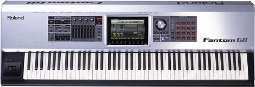 Roland Fantom G8 88 Key Workstation
