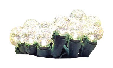 Celebrations 78960-71 Led G15 Pearl Light Set, Warm - Christmas Lights G15
