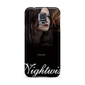 Anti-Scratch Hard Cell-phone Cases For Samsung Galaxy S5 With Customized Fashion Metallica Image ColtonMorrill
