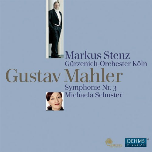 SACD : Markus Stenz - Symphony No. 3 (2 Disc)