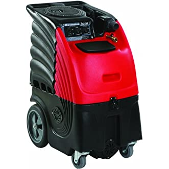 Sandia 86-4000-H Single 3 Stage Fan Sniper Indy Automotive Commercial Extractor with In-Line Heater, 6 Gallon Capacity, 100 PSI Pump