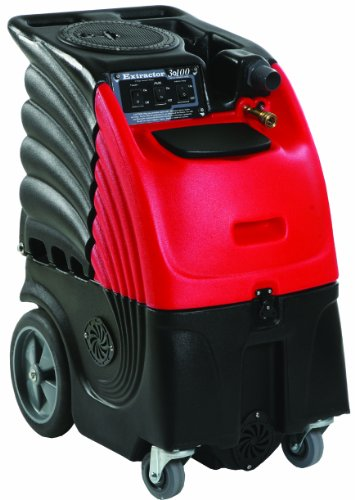 100 Psi In Line Heater - Sandia 86-4000-H Single 3 Stage Fan Sniper Indy Automotive Commercial Extractor  with In-Line Heater, 6 Gallon Capacity, 100 PSI Pump
