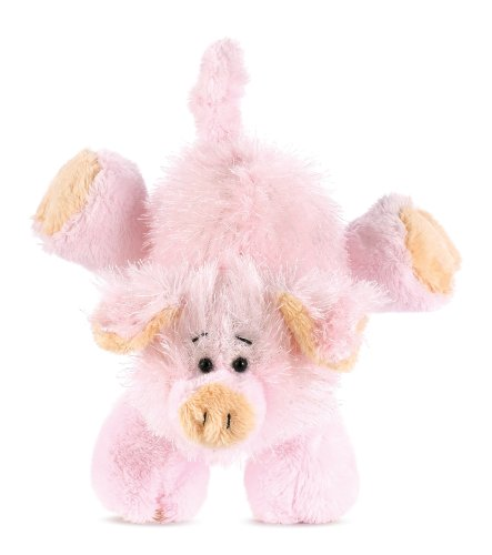 (Webkinz Collectible Lil'Kinz Mini Plush Stuffed Animals Pig)