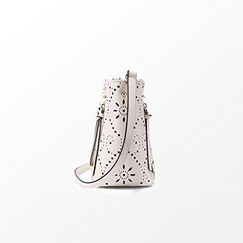 Messenger Ladies Wild Large Simple Design Shoulder Hollow Bag Capacity xfrXvfq