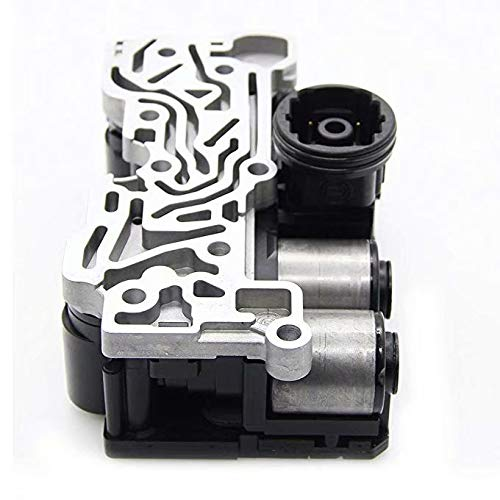 EMIAOTO Genuine OEM 5R55S 5R55W Solenoid Block Pack Ford Explorer Mountaineer for Ford Lincoln Mercury 9L2Z-7G234-AA 4L2Z-7G234-AA by EMIAOTO (Image #4)
