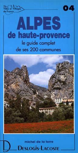Les Alpes de hautes Provence Collectif