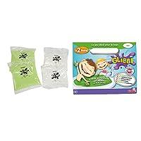 Simba - 105952286002 - Jeu de Bain - Glibbi Double Pack - Vert