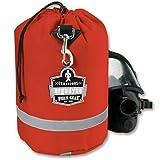 SCBA Mask Bag, Red, Nylon