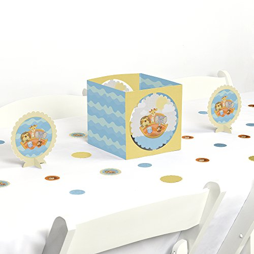 Noah's Ark - Baby Shower or Birthday Party Centerpiece & Table Decoration (Ark Table)