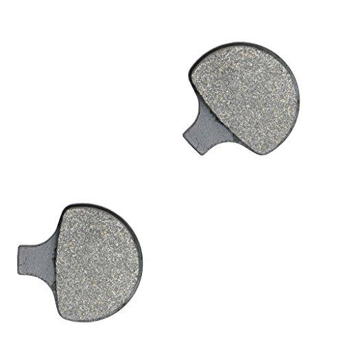 CNBK Front Brake Pads Semi Metallic for HARLEY DAVIDSON Street Bike XLH883 XLH 883 Sportster XL2 C560 1 90 91 92 93 94 95 96 97 98 99 1990 1991 1992 1993 1994 1995 1996 1997 1998 1999 1 Pair(2 Pads)