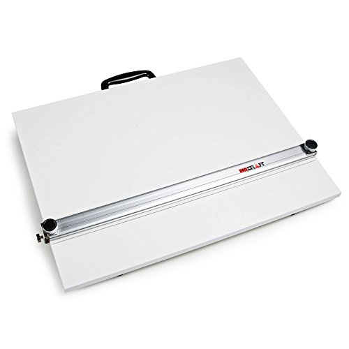 Martin Universal Drawing Board with Parallel Straight Edge by Martin Universal