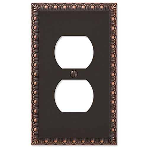 copper outlet covers - 7