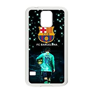 Fc Barcelona New Style High Quality Comstom Protective case cover For Samsung Galaxy S5