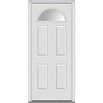 National Door Company Z000740R Steel Primed Right Hand In-swing Prehung Front Door  sc 1 st  Amazon.com & National Door Company Z000740R Steel Primed Right Hand In-swing ...