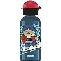 Sigg Olaf, çocuk, 0,4l, sızdırmaz, BPA içermez, alüminyum, mavi