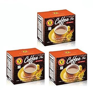 3 Boxes Naturegift Instant Coffee Weight Loss Diet Ginseng Extract with Vitamins by Naturegift