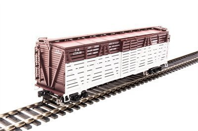 Broadway Limited 2521 HO Scale Stock Car w/Cattle Sounds, CN