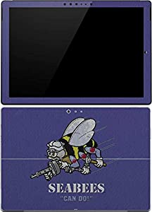 US Navy Surface Pro (2017) Skin - Seabees Can Do | Military X Skinit Skin by Skinit