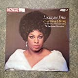 img - for Leontyne Price, A Christmas Offering - Vinyl LP book / textbook / text book