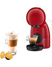 Krups Nescafe Dolce Gusto Piccolo XS KP1A05 - Handmatige koffiemachine - Rood