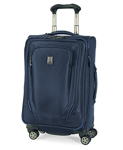 Travelpro Crew 10 21 Inch Expandable Spinner Suiter, Navy, One Size by Travelpro