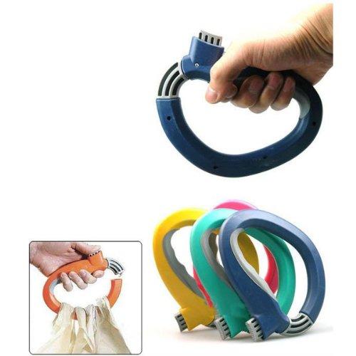 Convenient Self-locking Trip Grocery Grip Bag Carrying Accessory Buckdirect Worldwide Ltd.