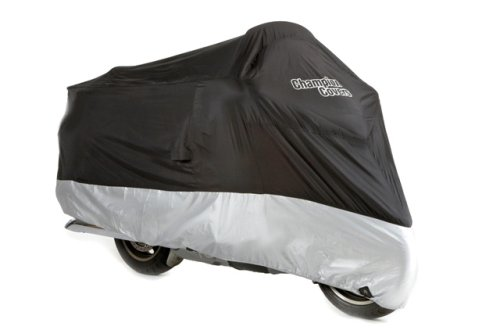 Champion Suzuki Burgman 400 Scooter Cover Xl Black