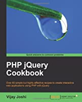 PHP jQuery Cookbook Front Cover