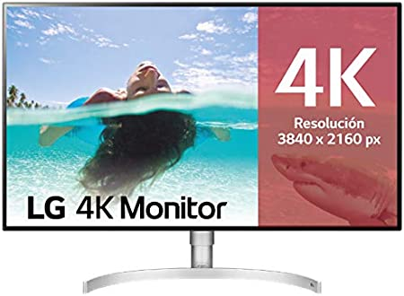LG 32UL950-W - Monitor 4K UHD de 80 cm (31,5