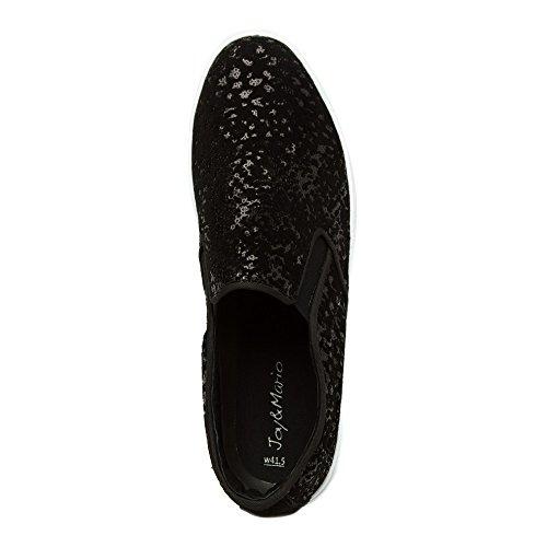 Joie Et Mario Femmes Mocassins Chaussures Noires