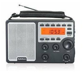 RadioShack Extreme Range AM/FM/Weather Radio by RadioShack