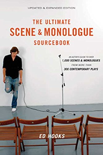 The Ultimate Scene and Monologue Sourcebook, Updated and Expanded Edition: An Actor's Reference to Over 1,000 Scenes and Monologues from More than 300 Contemporary Plays by Brand: Back Stage Books