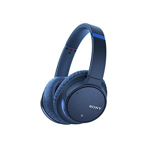 chollos oferta descuentos barato Sony WH CH700NL Auriculares inalámbricos Bluetooth NFC color azul