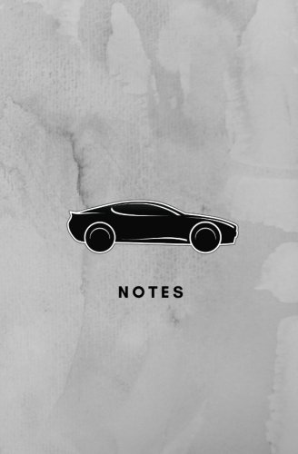 Notes: car book, car journal, car log, car notebook for sale  Delivered anywhere in USA