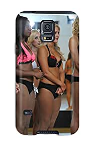 los angeles clippers cheerleader nba NBA Sports & Colleges colorful Samsung Galaxy S5 cases