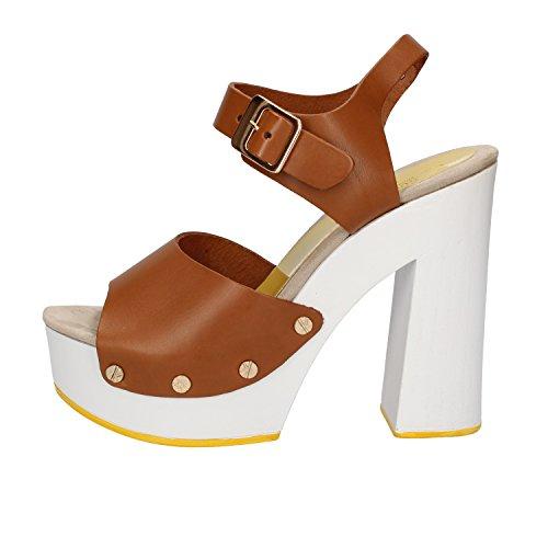 con BRAND SUKY Mujer zapatos correa qwtCxzUn