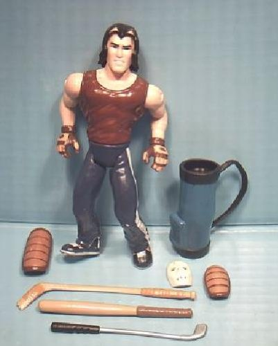 Teenage Mutant Ninja Turtles: (Casey Jones) Action Figure -