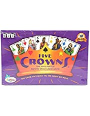 Rummy Kaartspel, Kaartspel, Vijf-Sterren Crown Poker Bordspel Kaart, Fun En Plezier Met Vrienden En Familie,Purple