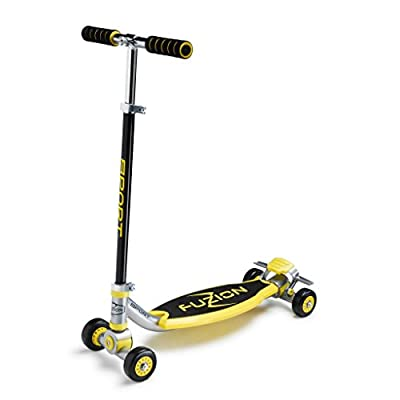 Fuzion 4 Wheel Sport Kids Scooter