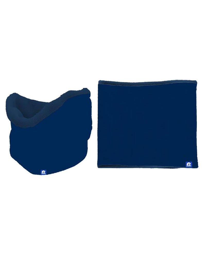 Baggy Braga para el Cuello Color Azul Oscuro