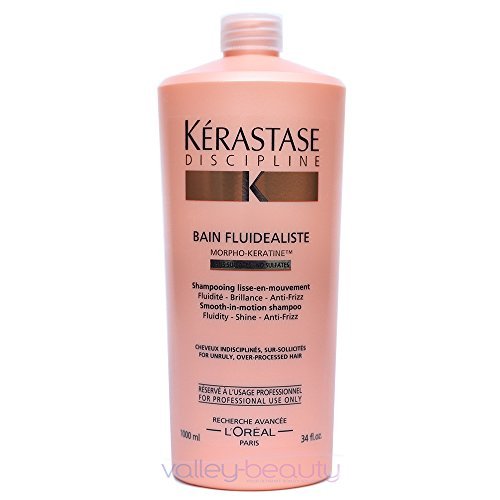Bain Fluidealiste Sulfate Free 1000ml Kerastase + Free Pump Trust Quality