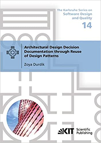 Book Architectural Design Decision Documentation through Reuse of Design Patterns
