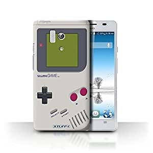 STUFF4 Phone Case / Cover for Huawei Honor 3 / Nintendo Game Boy Design / Games Console Collection